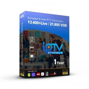 BFNEWLY IPTV